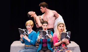 """""""Cuff Me: The Fifty Shades of Grey Unauthorized Musical Parody"""": """"Cuff Me: The Fifty Shades of Grey Unauthorized Musical Parody"""" on June 26 or 27 (Up to 51% Off)"""