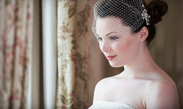 QB & Co. - Moorestown-Lenola: Bridal and Special-Occasion Hair and Makeup Packages at QB & Co. (Up to 64% Off). Three Options Available.