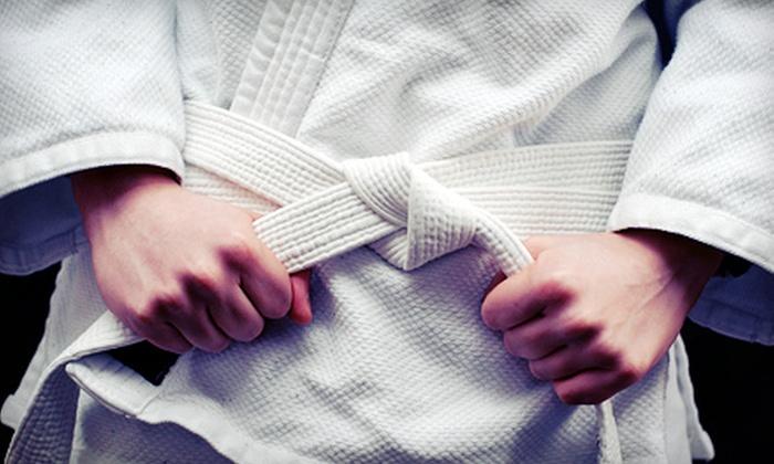 Waugh Jiu-Jitsu Academy - Arlington: $69.99 for 10 Jiu-Jitsu Classes at Waugh Jiu-Jitsu Academy ($230 Value)