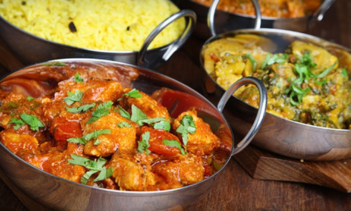 Spice India - Whitehall: Indian Cuisine for Two or Four at Spice India in Whitehall (Up to 52% Off)