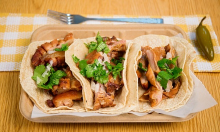 Mexican Food for Two or Four at Hermana's Cafe, Cantina and Catering (Up to 54% Off)