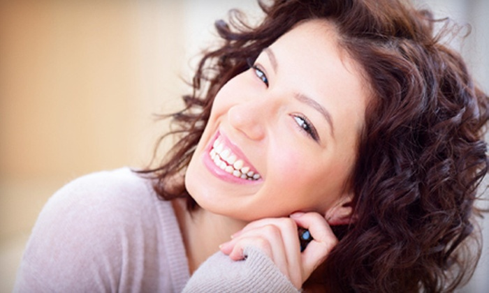 Uptown Dental Hygiene - Waterloo: Teeth Cleaning, Polish, and Fluoride Treatment with Optional Whitening at Uptown Dental Hygiene (Up to 62% Off)