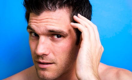 Three or Six Months of Low-Level Laser Therapy Hair Loss Treatments at Reese Hair Restoration (Up to 93% Off)