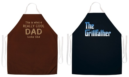 Father's Day Aprons