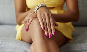Beauty by Angela: Gel Manicure at Beauty by Angela
