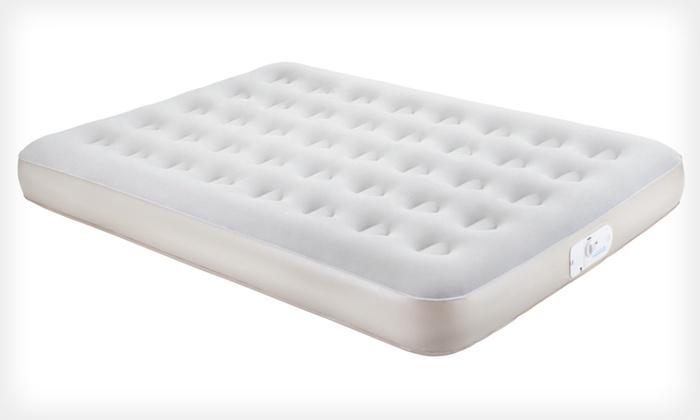Therapedic Air Beds: Therapedic Air Bed in 9-Inch Full or 20-Inch Queen (Up to 71% Off). Free Shipping and Free Returns.