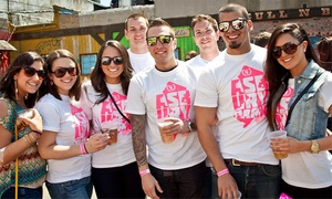 UCRAWL Bar Crawl: Admission to Tempe UCrawl Bar Crawl for One, Two, or Four (40% Off)