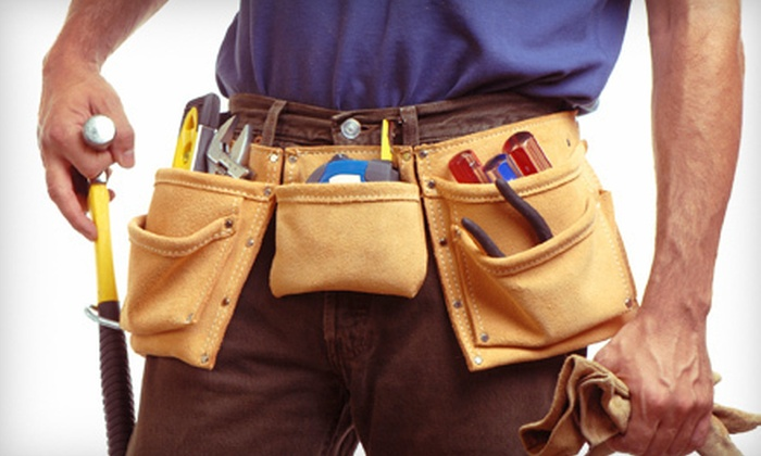 Handy Ham LLC - Columbia, MO: $49 for Two Hours of Insured Handyman Services from Handy Ham LLC ($160 Value)