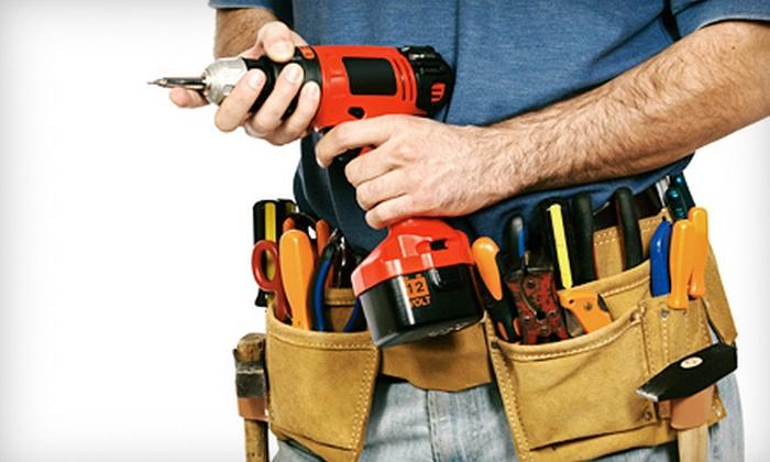 Home Renovation In Dallas - Dallas: 2, 4, or 10 Hours of Handyman Services from Home Renovation In Dallas (76% Off)