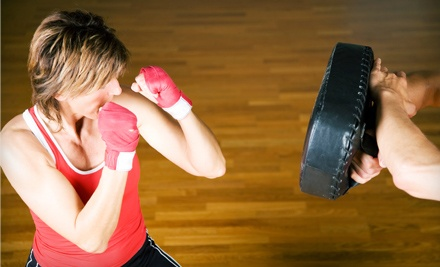 10 HIIT Boxing 101 Classes (up to a $200 value) - InFightingShape in Manhattan