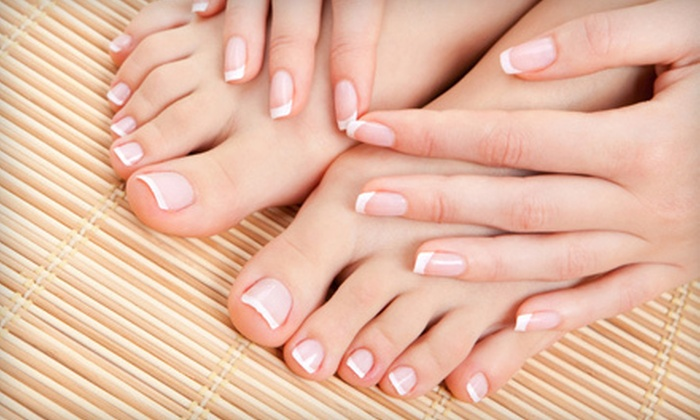 Callas Beauty Institute - Rio Rancho: Mani-Pedi With or Without Paraffin Treatment at Callas Beauty Institute in Rio Rancho (Up to 56% Off)
