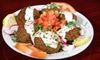 Cafe Byblos - Houston: $20 for $40 Worth of Upscale Mediterranean Dinner Fare at Café Byblos (or $10 for $20 Worth of Lunch)
