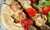 Cazba - Downtown: Dinner or Lunch at Cazba Mediterranean Restaurant (Half Off)