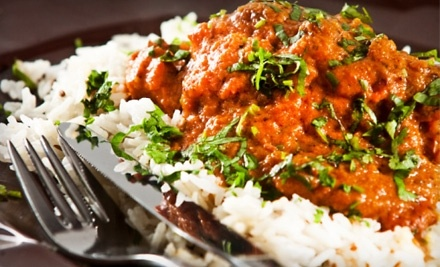 $20 Groupon to Taste of India - Taste of India in Providence