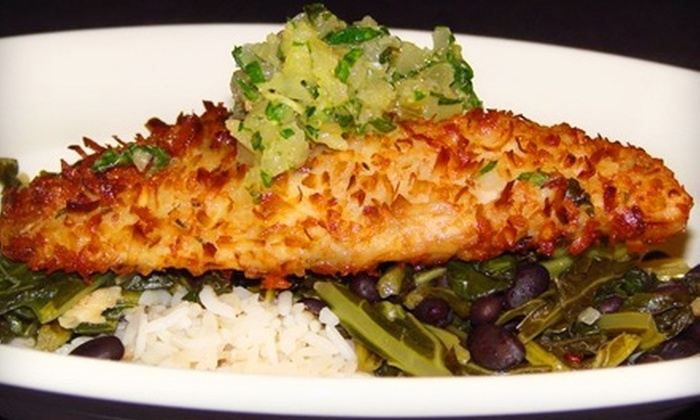 Encore - North Providence: $15 for $30 Worth of Italian and Mediterranean Fare and Drinks at Encore in North Providence
