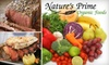 Natures Prime Organic Foods - Cedar Rapids / Iowa City: $35 for $75 Worth of Home-Delivered Organic Food from Nature's Prime Organic Foods