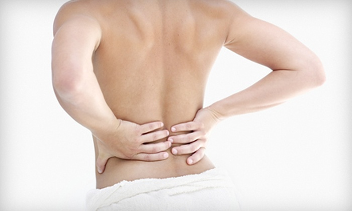 Liringis Chiropractic - Multiple Locations: $47 for a Four-Visit Chiropractic Package with Adjustments and Treatments at Liringis Chiropractic ($565 Value)