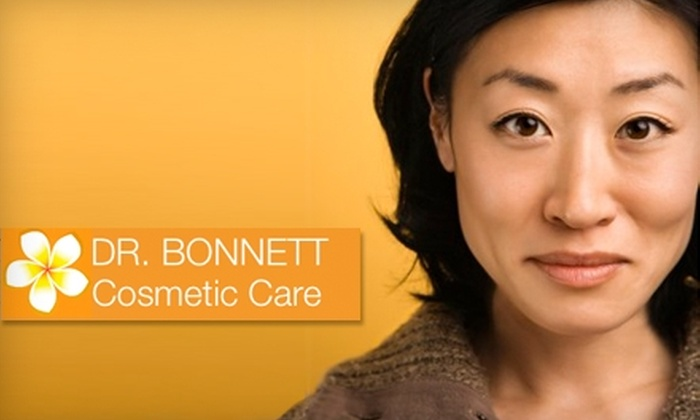 Dr. Bonnett Cosmetic Care - Woodstock: $99 for Three Laser Hair-Removal Treatments at Dr. Bonnett Cosmetic Care in Woodstock (Up to $405 Value)