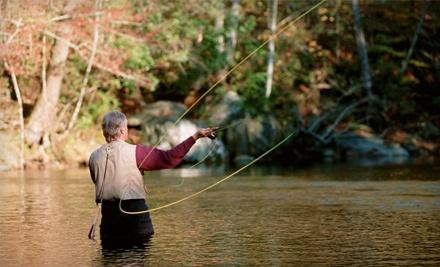 The Albemarle Angler  - The Albemarle Angler in