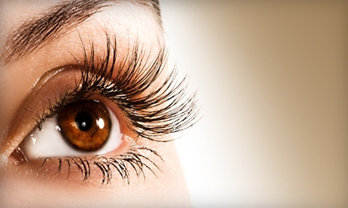 Refuge Salon & Brow Bar - McMurray: Individual Eyelashes or Eyelash Extensions at Refuge Salon & Brow Bar