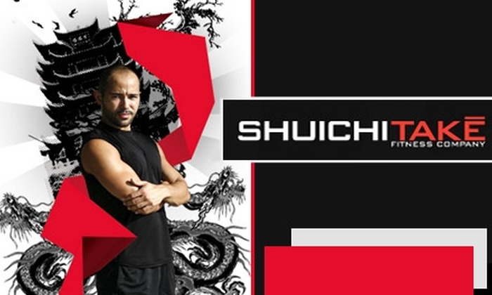 Shuichi Take Fitness Company  - Miami: 1-Month Membership with PT Consultation or 3 Personal Training Sessions at Shuichi Take Fitness