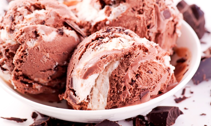 Delightful Treats - Altamonte Springs: $10 for Gourmet Ice Cream and Shakes at Delightful Treats (a $20 Value)