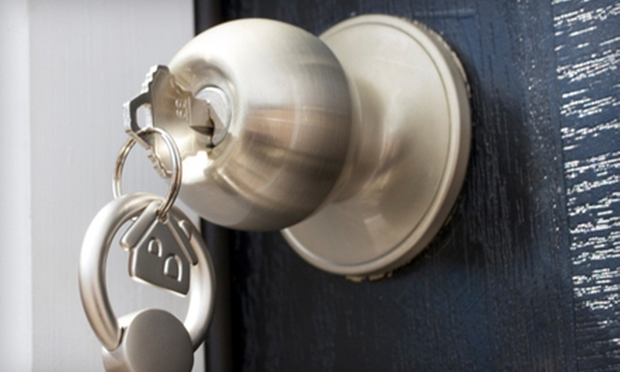 Fred's Lock and Key Service - Longmeadow: $25 for $50 Toward Service Call and Locks from Fred's Lock and Key Service