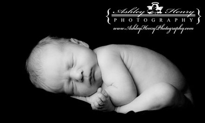 Ashley Henry Photography - Denver: $69 for a Photography Session for Up to Six People Plus 15 Digital Images from Ashley Henry Photography ($195 Value)