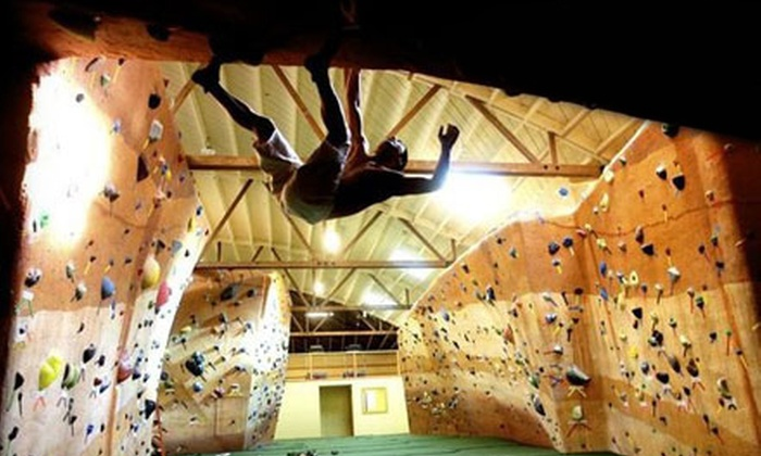 Bridges Rock Gym - Richmond Annex: $25 for a Rock-Climbing Package at Bridges Rock Gym in El Cerrito ($93 Value)