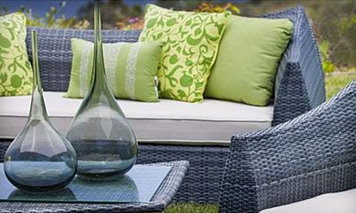 Outback Company: $49 for a Charleston Rope Chair ($109.95 Value) or $50 for $250 Toward Outdoor Furniture at Outback Company