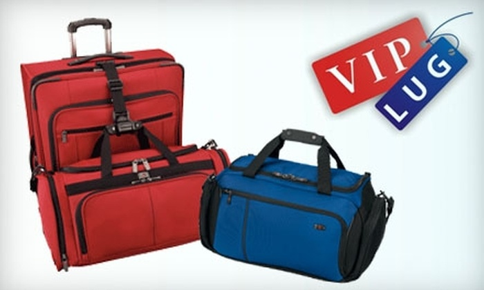 VIP Luggage & Leather - Downtown: $50 for $100 Worth of Luggage and More at VIP Luggage & Leather