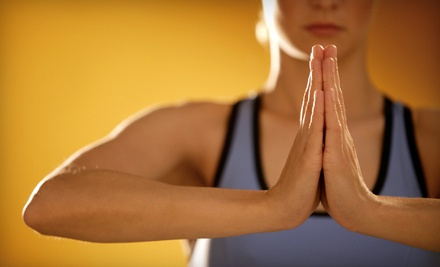 5 Yoga Classes (a $60 value) - The Yoga Studio of Shelby in Shelby Township