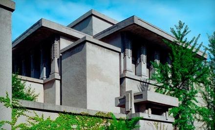 Frank Lloyd Wright's Unity Temple - Unity Temple in Oak Park