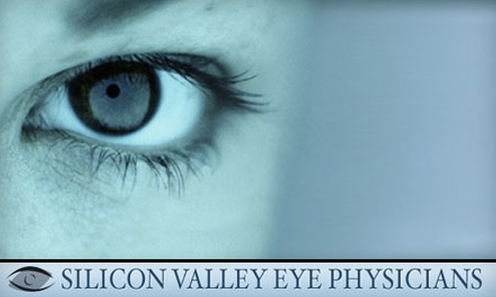Silicon Valley Eye Physicians - Santa Clara: $50 for a Comprehensive Eye Exam and 15% Off Frames at Silicon Valley Eye Physicians