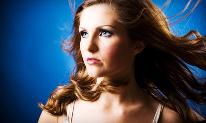 Angelo Mendi Boutique Salon - Seattle: $28 for Woman's Haircut and Style from Dennis Fisher at Angelo Mendi Boutique Salon in Tacoma ($56 Value)