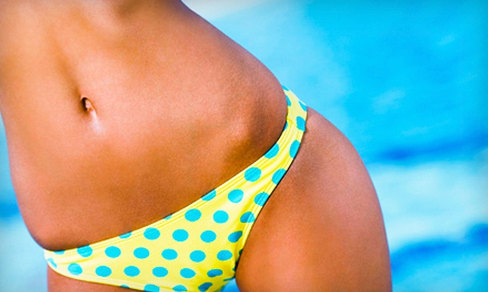 The Facial Rx - Northwest Harris: One or Three Brazilian Bikini Waxes at The Facial Rx in Spring (Up to 60% Off)