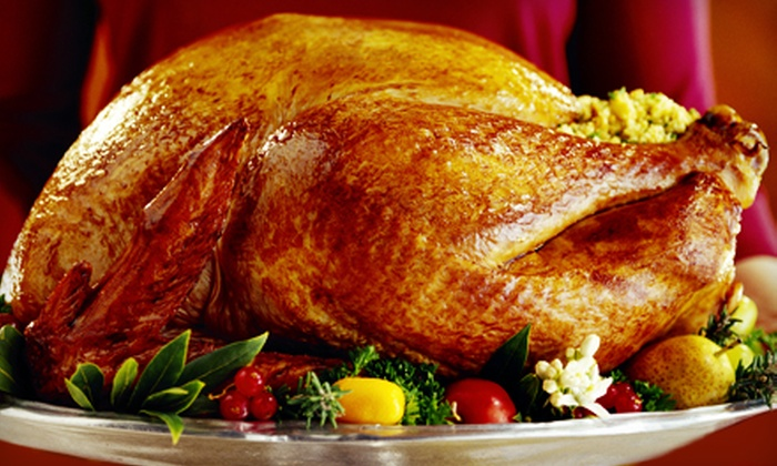 Erin's Fine Foods - Pittsburgh: $75 for Ready-to-Eat or Ready-to-Bake Thanksgiving Dinner from Erin's Fine Foods ($150 Value). Three Options Available.