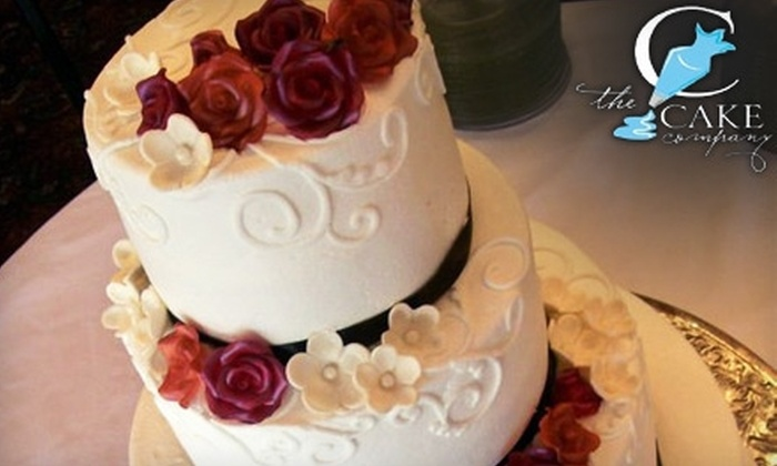 The Cake Company - Canyon: $10 for $20 Worth of Desserts and Baked Goods at The Cake Company