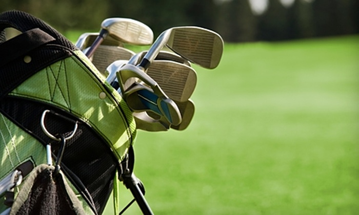 Knob Hill Golf Club - Central Jersey: $39 for 18 Holes of Golf Plus Cart Rental at Knob Hill Golf Club in Manalapan (Up to $79 Value)