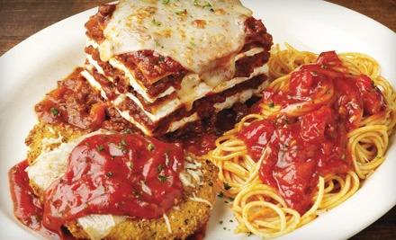 $20 Groupon to Carino's Italian - Carino's Italian in Sandy