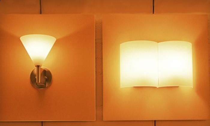 Factory Lighting Center - Beavercreek: $30 for $70 Toward Lighting Fixtures and Home Accessories at Factory Lighting Center