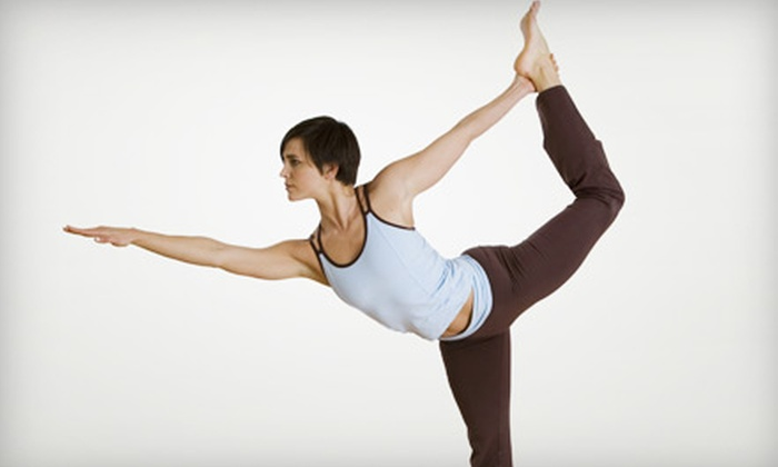Westside Yoga - Lawrence: $39 for 10 Yoga Classes at Westside Yoga (Up to $120 Value)
