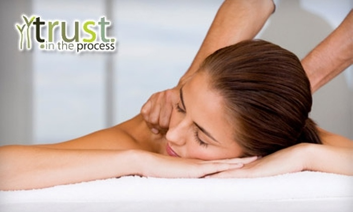 Trust in the Process - Central London: $35 for 60-Minute Thai Massage at Trust in the Process