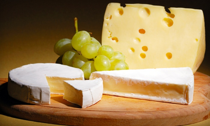 Artisanal Premium Cheese - West Side,Hell's Kitchen,Midtown West: $69 for a Two-Person, Two-Hour Cheese-Tasting Class of Your Choice at Artisanal Premium Cheese ($150 Value)