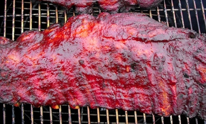 Big Jim's BBQ - San Rafael: $85 for a Five-Hour Competition-Level Barbecue-Cooking Class from Big Jim's BBQ in San Rafael ($175 Value)