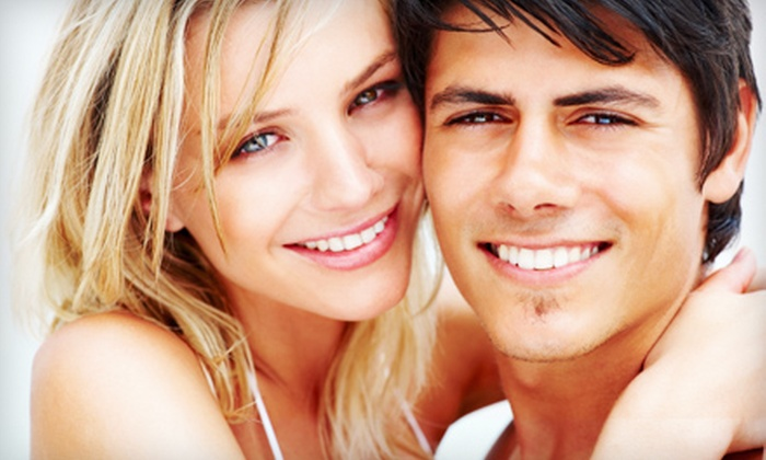 Today's Dentistry Today - Multiple Locations: Comprehensive Exam Package With or Without Take-Home Whitening Kit at Today's Dentistry Today