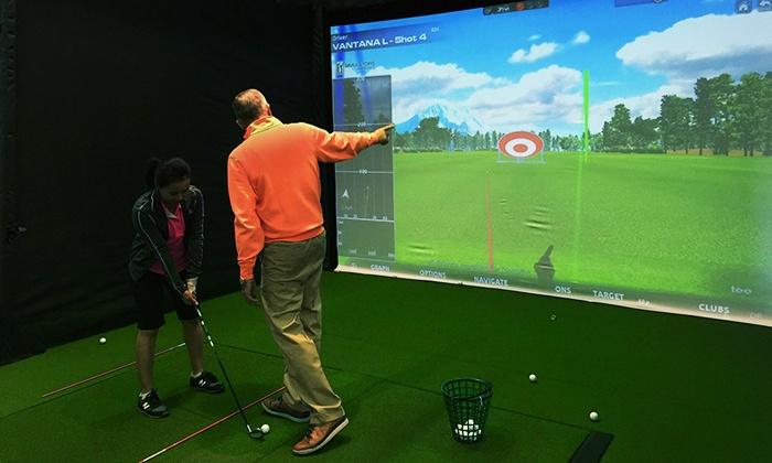 Rhoderunner Golf Center - Rhoderunner Golf Center: Golf Lessons at Rhoderunner Golf Center (Up to 50% Off). Two Options Available.