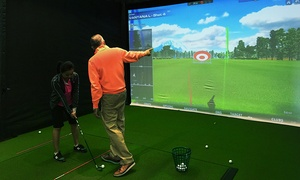 Rhoderunner Golf Center: Golf Lessons at Rhoderunner Golf Center (Up to 50% Off). Two Options Available.