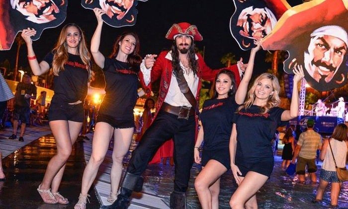 Captain Morgan White Out - Monte Carlo Resort and Casino: Captain Morgan White Out Party on Saturday, September 19, at 9 p.m.