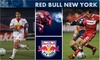 New York Red Bulls - New York City: $15 for Red Bulls Tickets (normally $32 or more)